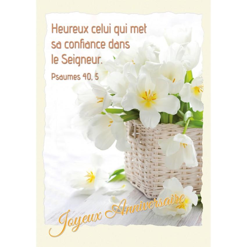 Carte Anniversaire Femme Bouquet De Fleurs Gratuite Sumiko