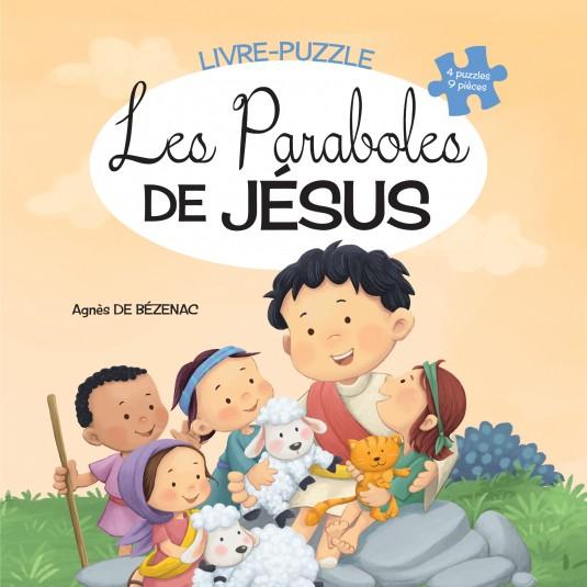Paraboles de Jésus (Les) Livre Puzzle