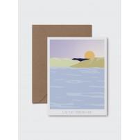 Carte Sans Texte Tibériade - Le Lac