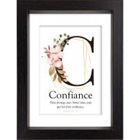 Mon cadre inspiration - C comme Confiance