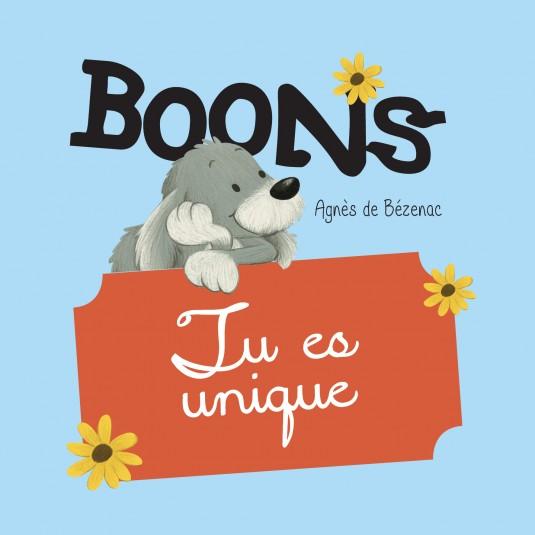 Boons - Tu es unique