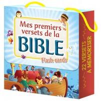 Cartes Mes premiers versets de la Bible
