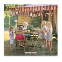 Famille en fête - Calendrier 2022