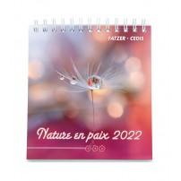 Nature en paix - Calendrier 2022