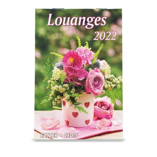 Mini Louanges - Calendrier 2022