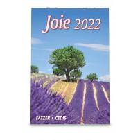 Mini Joie - Calendrier 2022