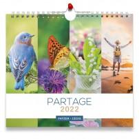Partage - Calendrier 2022