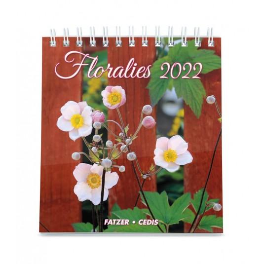 Floralies - Calendrier 2022