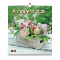 Bouquets Grand format - Calendrier GBK 2022