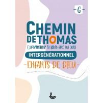 CHEMIN DE THOMAS - 6  Enfants de Dieu