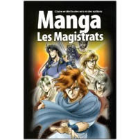 Manga Les Magistrats (BLF Europe)