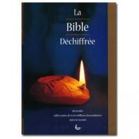 Bible déchifrée Broché