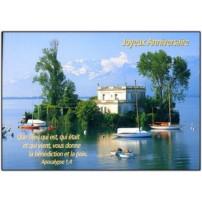 Cartes Postales Anniversaire / T. Biblique
