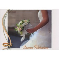 Cartes Doubles Photo Mariage