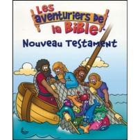LES AVENTURIERS DE LA BIBLE