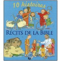 RECITS DE LA BIBLE (10 HISTOIRES)