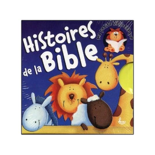 Histoires de la bible ( coffret 6 livres)