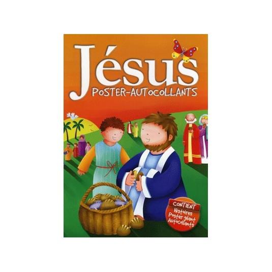 Jésus ( Poster-Autocollants)