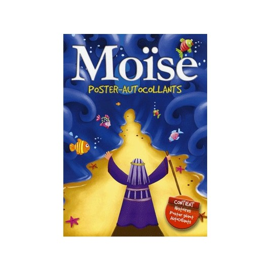 Moïse ( Poster-Autocollants)