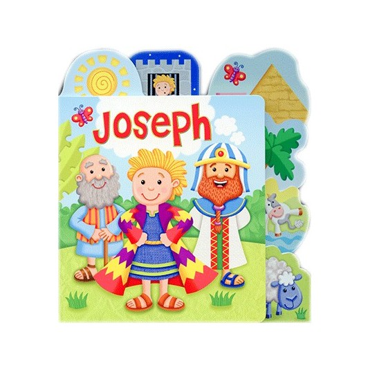 Joseph (livre cartonné à onglets)