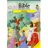 MINI BIBLE AUTOCOLLANTS ZACHEE