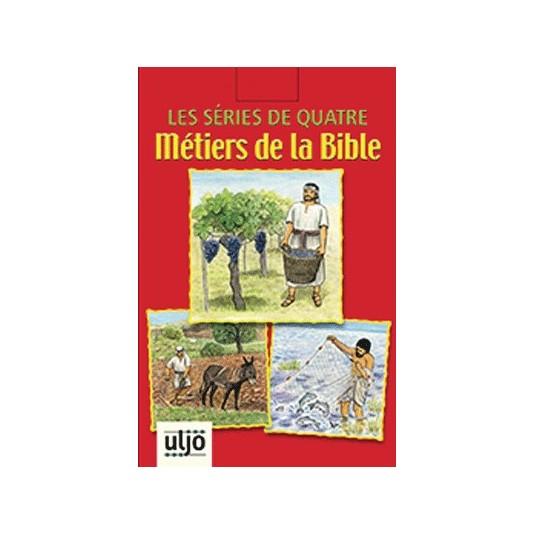 Jeu de famille  Les métiers de la Bible