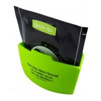 Porte sachet de thé, vert, pour tasse Ps 103,2