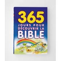 365 jours pour découvrir la Bible - Couverture