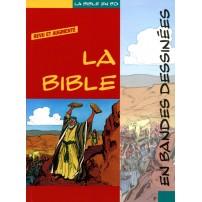 Bible en BD - broché revu et augmenté