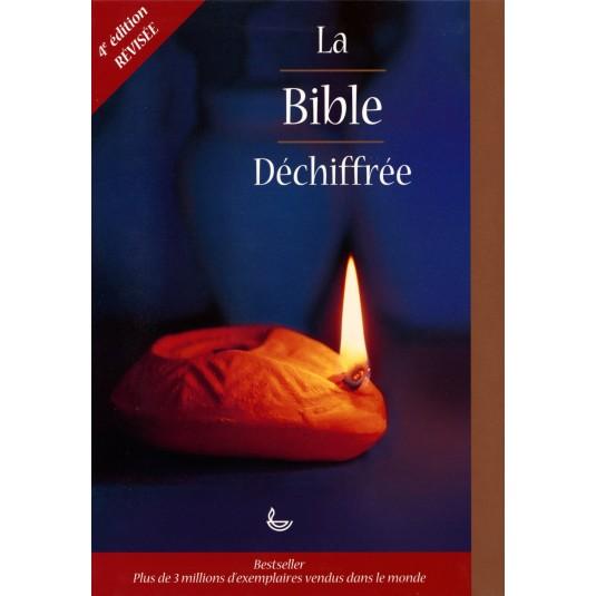 Bible déchiffrée révisée ( 4e édition)
