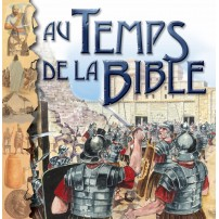 Couverture - Au temps de la bible