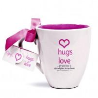 Tasse Hugs love Phil.1 v 7 - 410ml