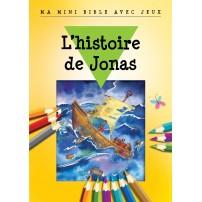 Histoire de Jonas(L') - Ma mini Bible avec jeux