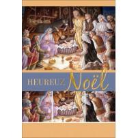 CARNET FA : HN Mages apportant des cadeaux à Jésus