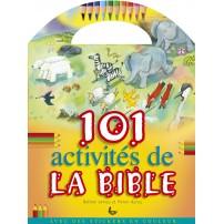 101 activités de la bible