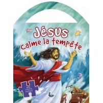 Jésus calme la tempête