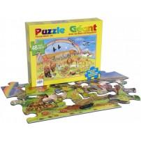 PUZZLE GEANT ARCHE DE NOE 48 PIECES
