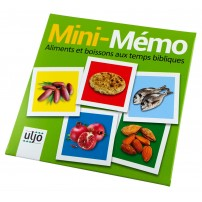 Mini-Mémo aliments et boissons aux temps bibliques