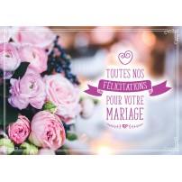 CARNET HM : Bouquet de mariée