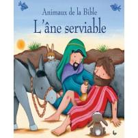 L'âne serviable - Animaux de la bible