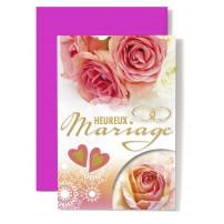 CARNET HM : Alliances,roses orangées