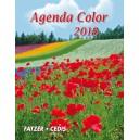 Agenda Color 2018