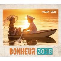 CAL. 2018 Bonheur