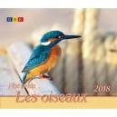 CAL.GBK 2018 Nos amis les oiseaux Petit Format