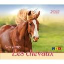 CAL.GBK 2018 Nos amis les chevaux Petit Format