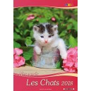 CAL.GBK 2018 Nos amis les chats Grand Format