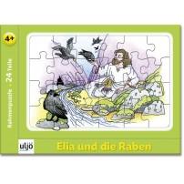 Mini-puzzle « Elie et les corbeaux »