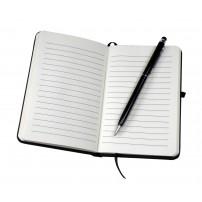 Ensemble d'écriture « Dieu est avec moi » carnet + stylo