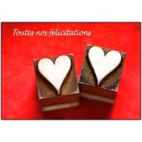 Cartes postales Félicitations