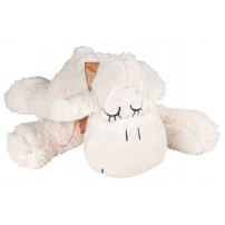 Peluche mouton beige 30cm